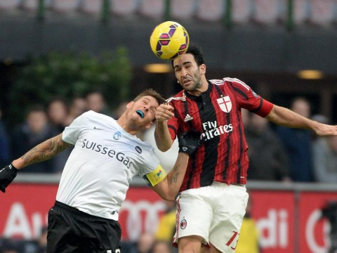Arsenal 'to bolster defensive options with Adil Rami and Joao Pereira deals'