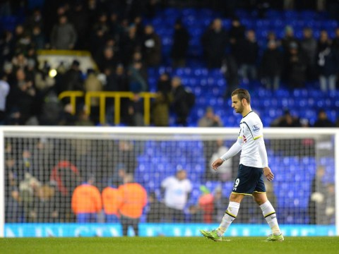 Roberto Soldado returns to Tottenham side but manages another epic miss against Burnley