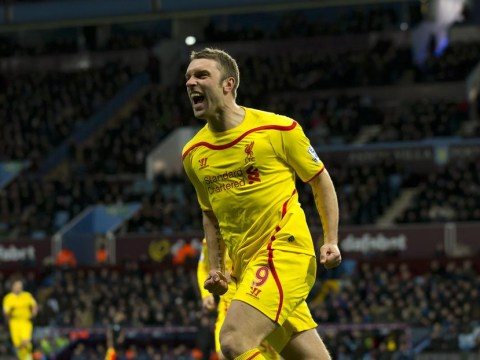 Rickie Lambert: I'll only leave Liverpool if I'm forced out