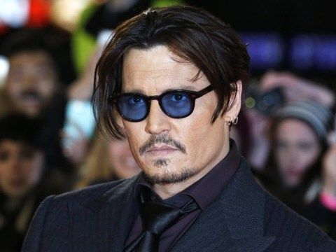Johnny Depp 'did naked jazzercise every morning to prepare for Mortdecai'