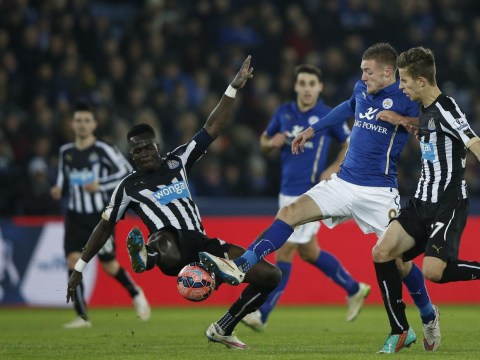 Arsenal 'weigh up transfer move for Newcastle midfielder Chieck Tiote'