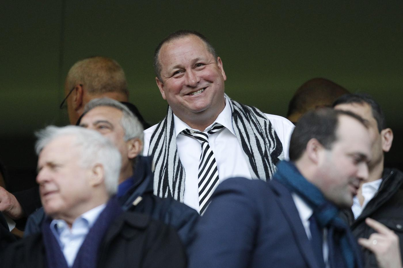 Mike Ashley is not really doing that much wrong in his running of Newcastle United