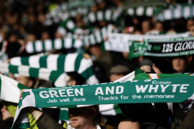 Celtic and Rangers' loony fringe are an embarrassment to all real football fans