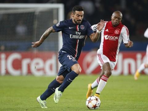 Liverpool step up pursuit of £14m January transfer window deal for Paris Saint-Germain striker Ezequiel Lavezzi