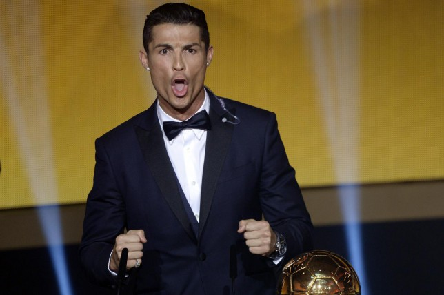Real Madrid's Cristiano Ronaldo is the best in the business but he will never be loved like Barcelona's Lionel Messi