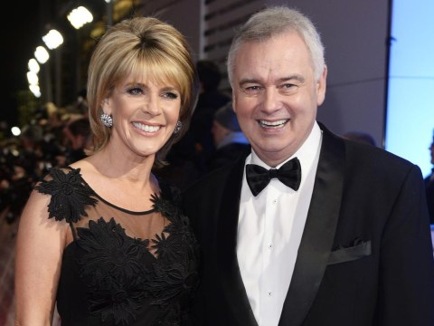 Bit early, isn't it? Eamonn Holmes and Ruth Langsford 'wanted for Strictly Come Dancing 2015'