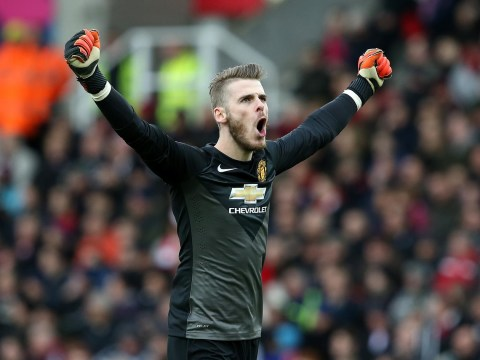 David de Gea 'closes on new Manchester United contract' in the wake of Victor Valdes' arrival at Old Trafford