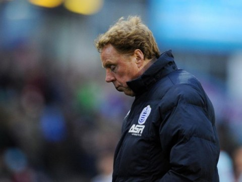 Harry Redknapp's excuses are starting to wear thin as QPR lose away again