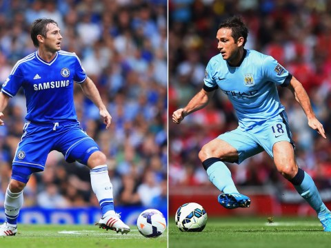 How will Chelsea fans react when Frank Lampard lines up for Manchester City at Stamford Bridge?