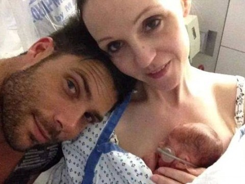 British couple stranded in NYC with £130,000 medical bill after son is born 11 weeks early