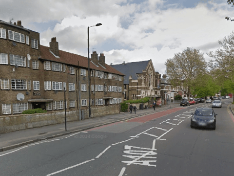 Cyclist dies in Hackney lorry crash