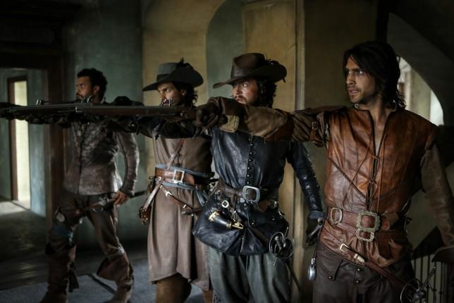 The Musketeers season 2, episode 3