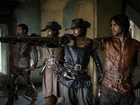 The Musketeers season 2, episode 5: Athos's blast from the past