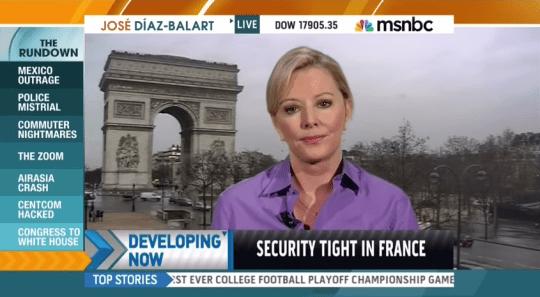 (Picture: MSNBC)