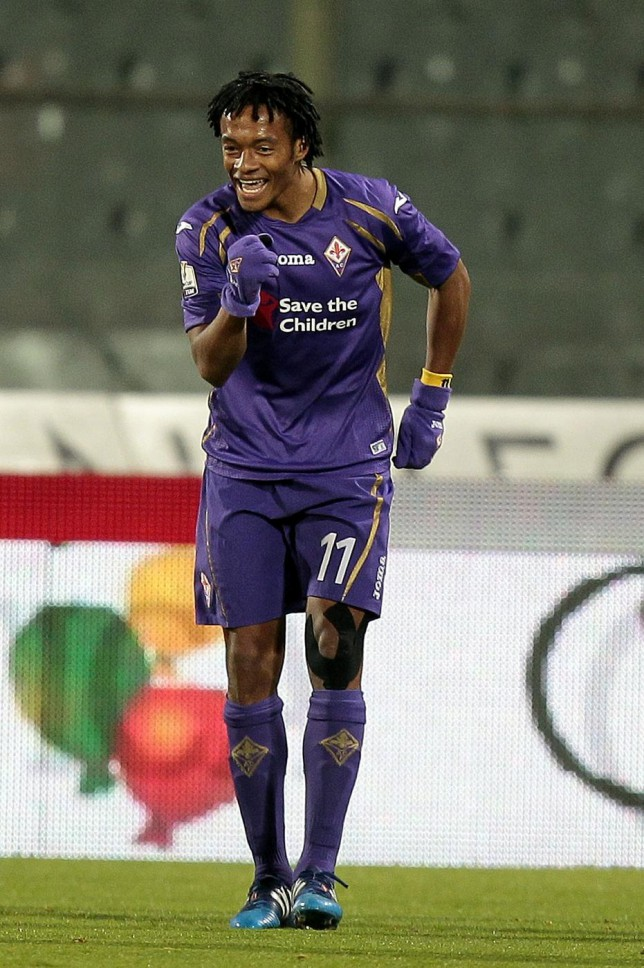 Could Chelsea complete transfers for Juan Cuadrado AND Douglas Costa?