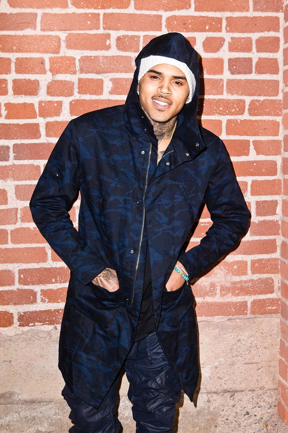 Chris Brown is trying to win back ex-girlfriend Karrueche Tran