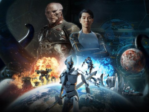 Grey Goo review – get stuck into the strategy
