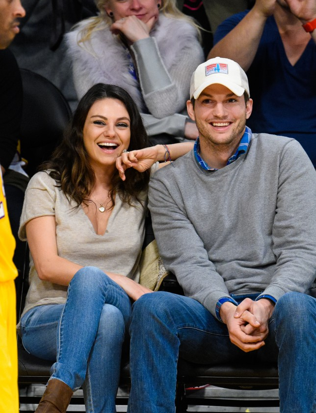 Have Ashton Kutcher and Mila Kunis tied the knot?