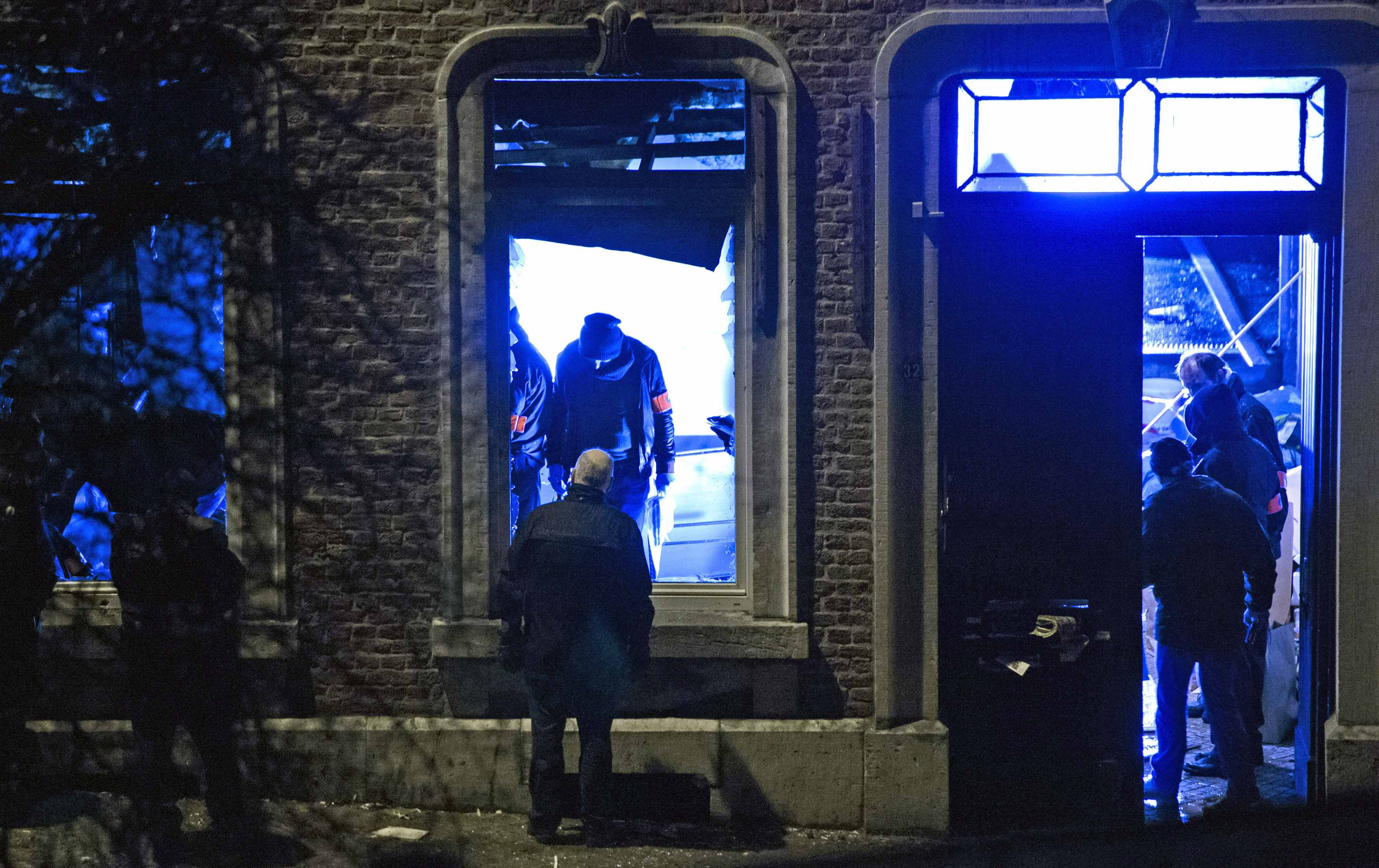 Belgium raises threat level after killing two suspects in anti-terror raid