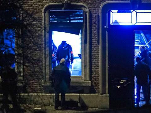 Belgium raises threat level after killing two suspects in anti-terror raid