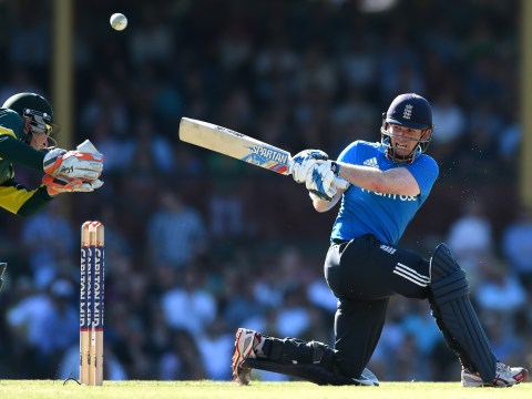 Cricketer Eoin Morgan targeted in five-figure blackmail over details from old relationship