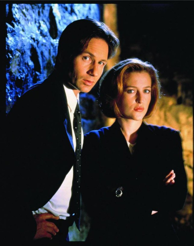 The X Files Set To Return With David Duchovny And Gillian Anderson Metro News