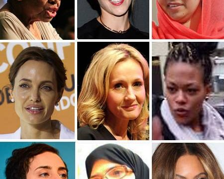 Nine of the most amazing women of 2014