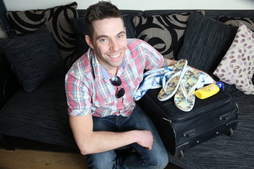 Jilted boyfriend advertises for stranger to join him on his honeymoon