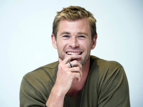 Chris Hemsworth has officially joined Ghostbusters 3…as the receptionist