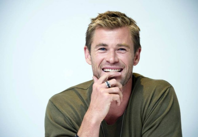Mandatory Credit: Photo by Action Press/REX (4362811b)  Chris Hemsworth  'Blackhat' film photocall at the Four Seasons Hotel in Beverly Hills, Los Angeles, America - 06 Jan 2015