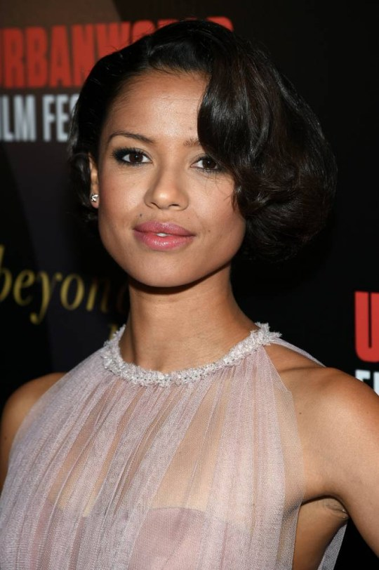 NEW YORK, NY - SEPTEMBER 18:  Actress Gugu Mbatha-Raw attends BEYOND THE LIGHTS opening The Urbanworld Film Festival at SVA Theater on September 18, 2014 in New York City.  (Photo by Dimitrios Kambouris/Getty Images for Relativity Media)