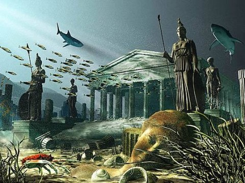 Fabled Atlantis metal ingots 'found' in 2,600 year-old Mediterranean shipwreck