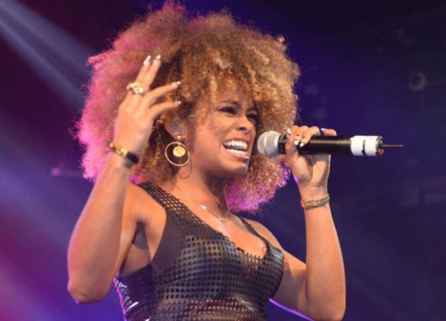 Mandatory Credit: Photo by Rob Cable/REX (4375455k) Fleur East Fleur East performing at G-A-Y, London, Britain - 10 Jan 2015