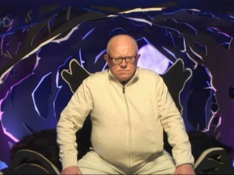 Celebrity Big Brother's Ken Morley unrepentant after receiving official warning for 'offensive language'