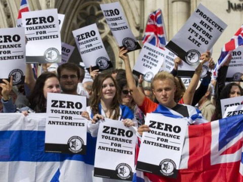 45 per cent of Brits hold antisemitic views and one in four British Jews have considered leaving the UK