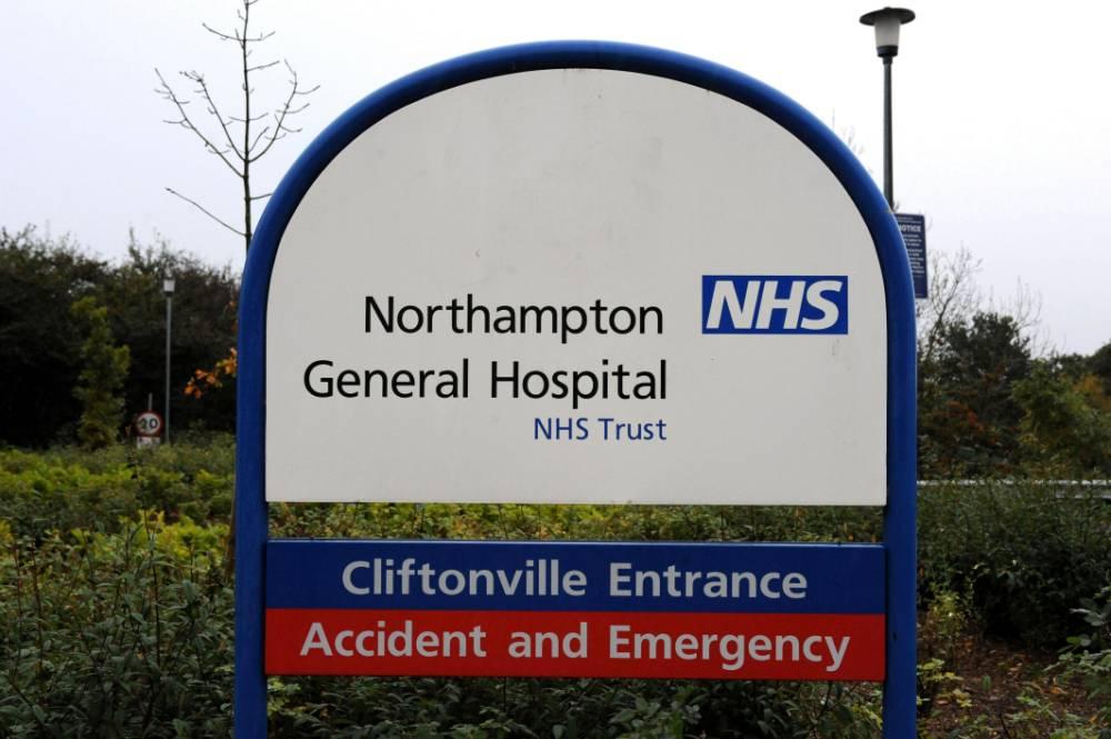 Woman tests negative for Ebola at Northampton hospital