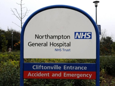 Woman tests negative for Ebola at Northampton hospital