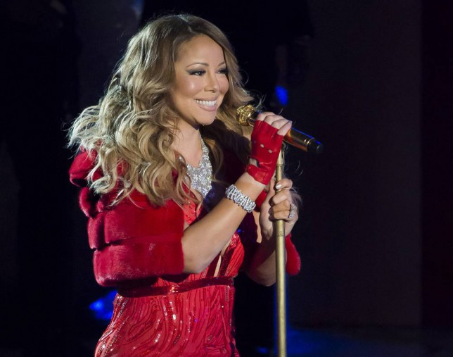 Mariah Carey wins the ultimate battle for most streamed Christmas song of all time with her certified festive banger