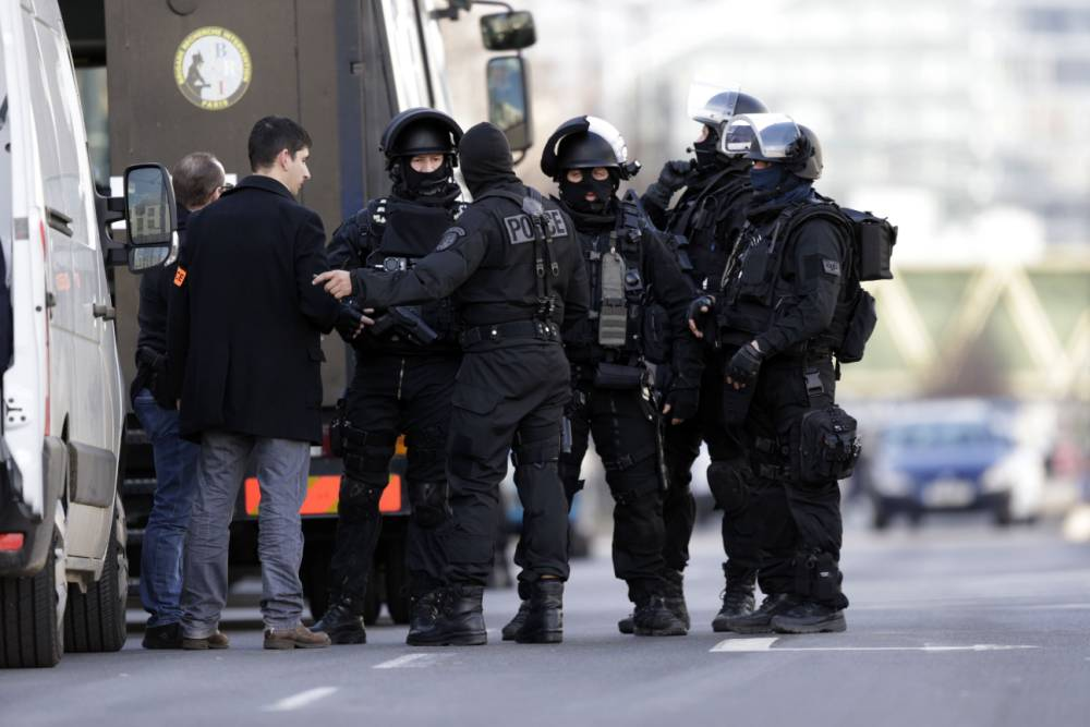 Father in France stabbed to death in 'Islamophobic attack'