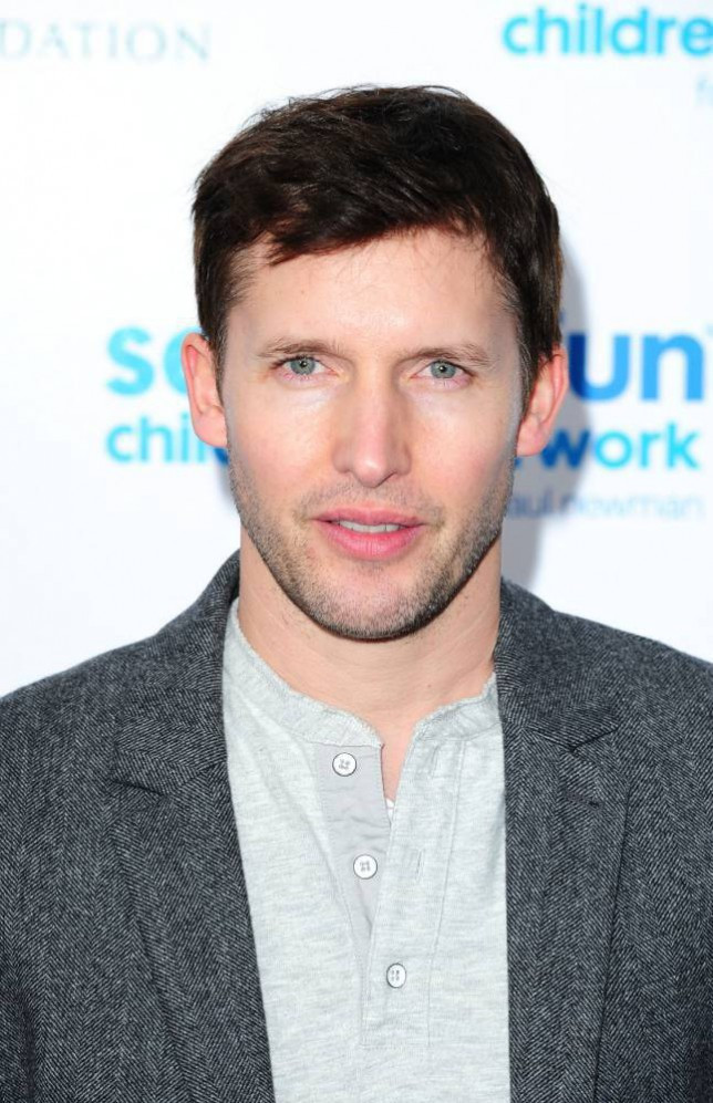 James Blunt accused of 'homophobia' following 'soap in the shower' tweet