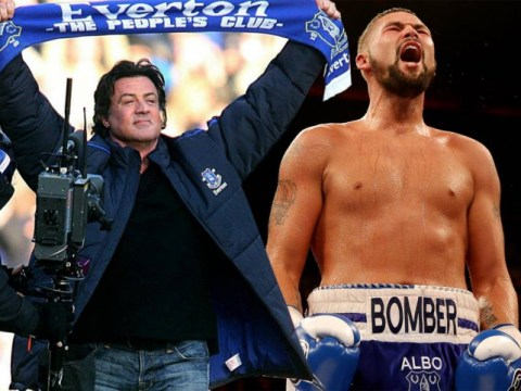 Sylvester Stallone to provide Everton fans with special message during West Brom game