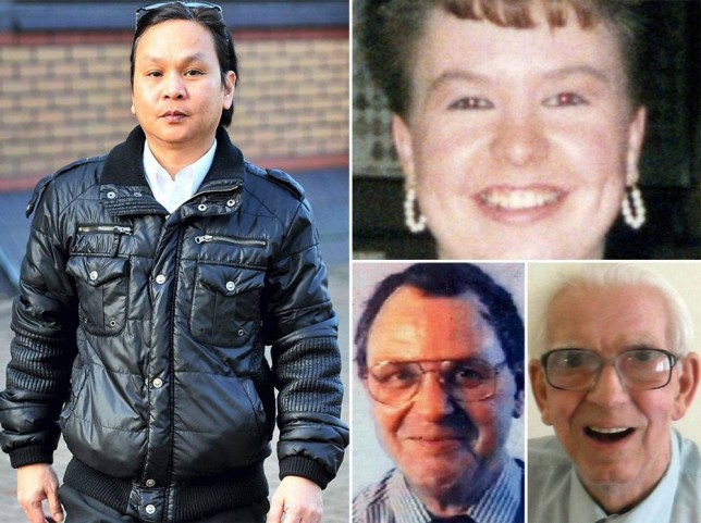 A nurse has been re-arrested in connection with the Stepping Hill poison probe... Pictured is Victorino Chua.. Pic from MEN Syndication.. .. Mitchell Henry House.. Hollinwood Avenue.. Chadderton.. Oldham.. OL9 8EF.. syndication@men-news.co.uk