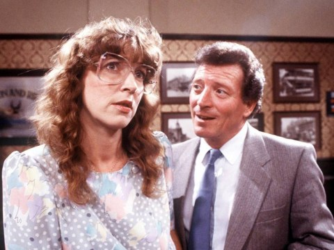 Former Coronation Street star Johnny Briggs pays tribute to Anne Kirkbride