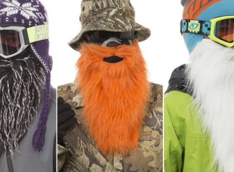 These new ski masks will keep you warm and give you a hipster-over