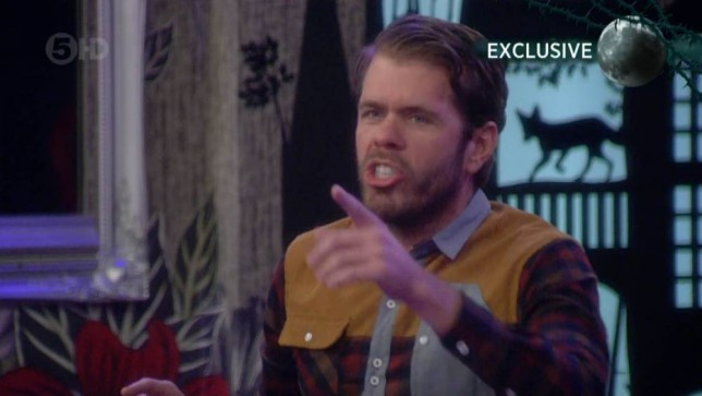 Celebrity Big Brother 2015: Perez Hilton accused of having 'multiple personalities' as he and Katie Hopkins clash again