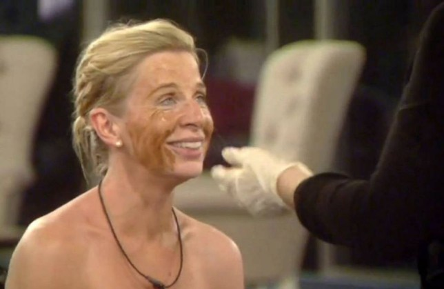 Katie Hopkins Celebrity Big Brother 2015 Picture: Channel 5/Rex)