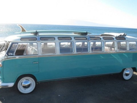 Volkswagen limo bus goes up for sale for £146,000