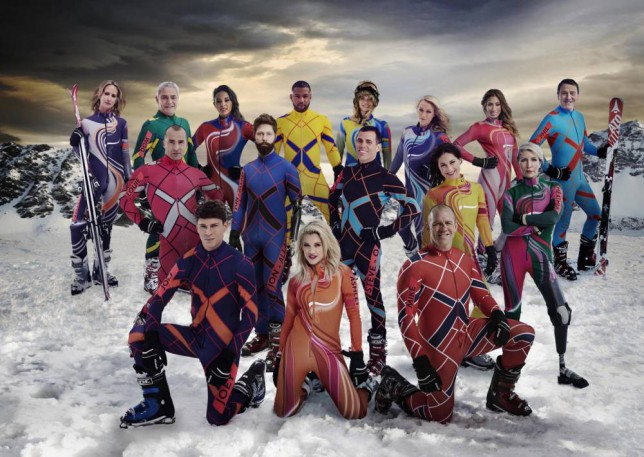 The Jump 2015 line-up: From Joey Essex and Ashley Roberts to Mike Tindall and Heather Mills