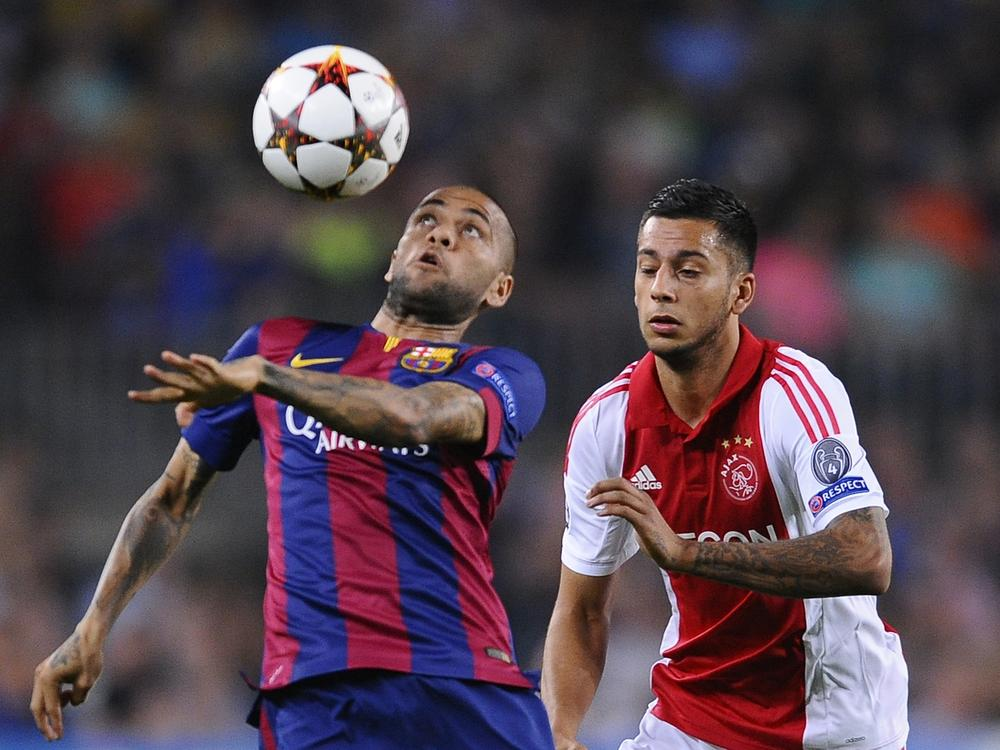 Dani Alves rules out move to Manchester United, Chelsea or Arsenal in January transfer window