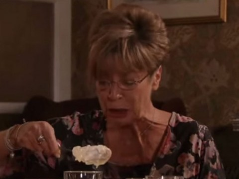 Anne Kirkbride nominated for posthumous prize for Corrie 'trifle scene' at British Soap Awards 2015